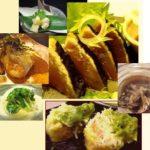 地魚と旬菜ゆうり コース料理写真