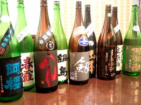 日本酒いろいろ入荷中|阿部勘・鍋島・刈穂・竹泉・春霞・阿櫻・劔・山本・陸奥八仙