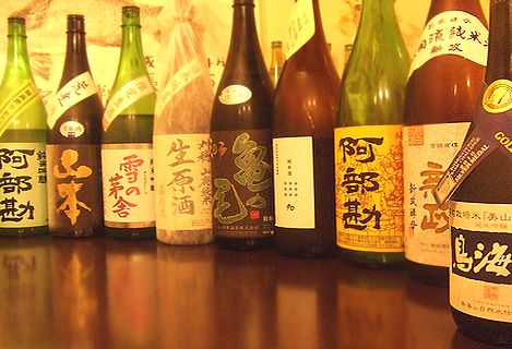 秋田の地酒