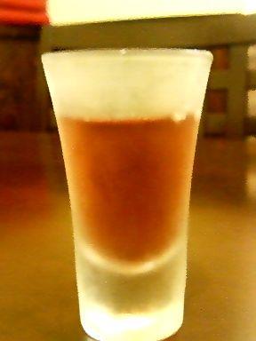 奇跡の梅酒グラス