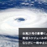 台風21号 被害